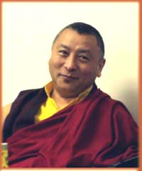 Buddhist Lama