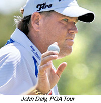 PGA Champion, John Daley